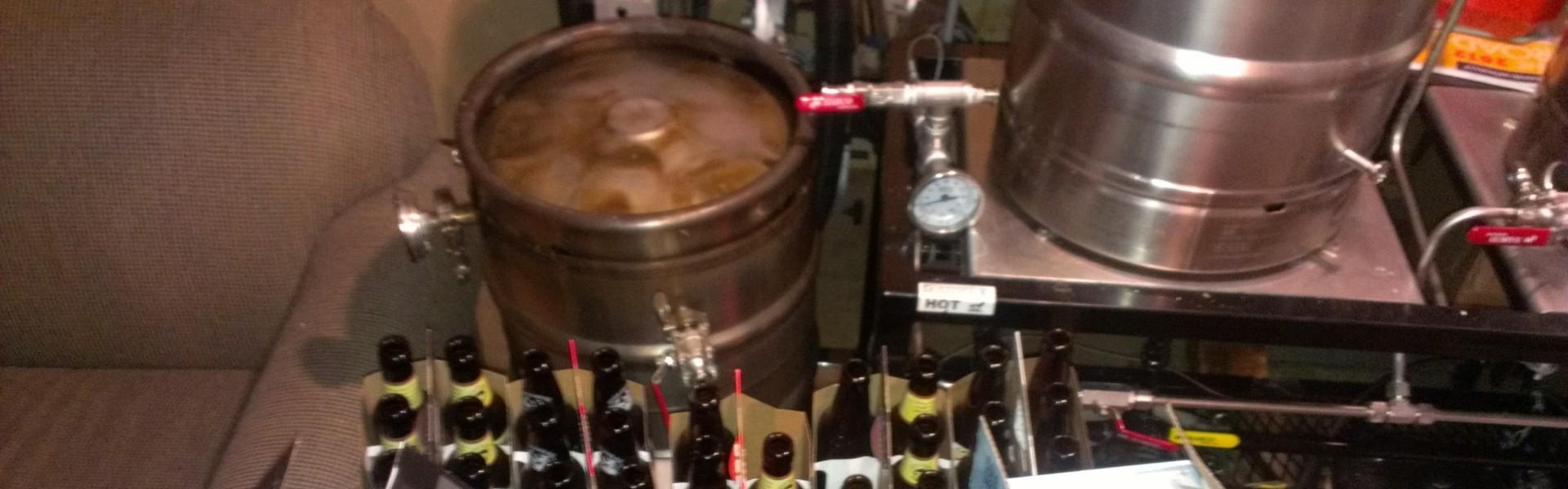 Brewing Magnum Opus